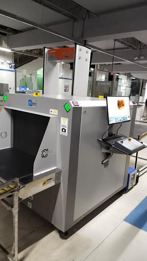 Evolve X-Ray Baggage scanners machine securing Gujarat metro stations